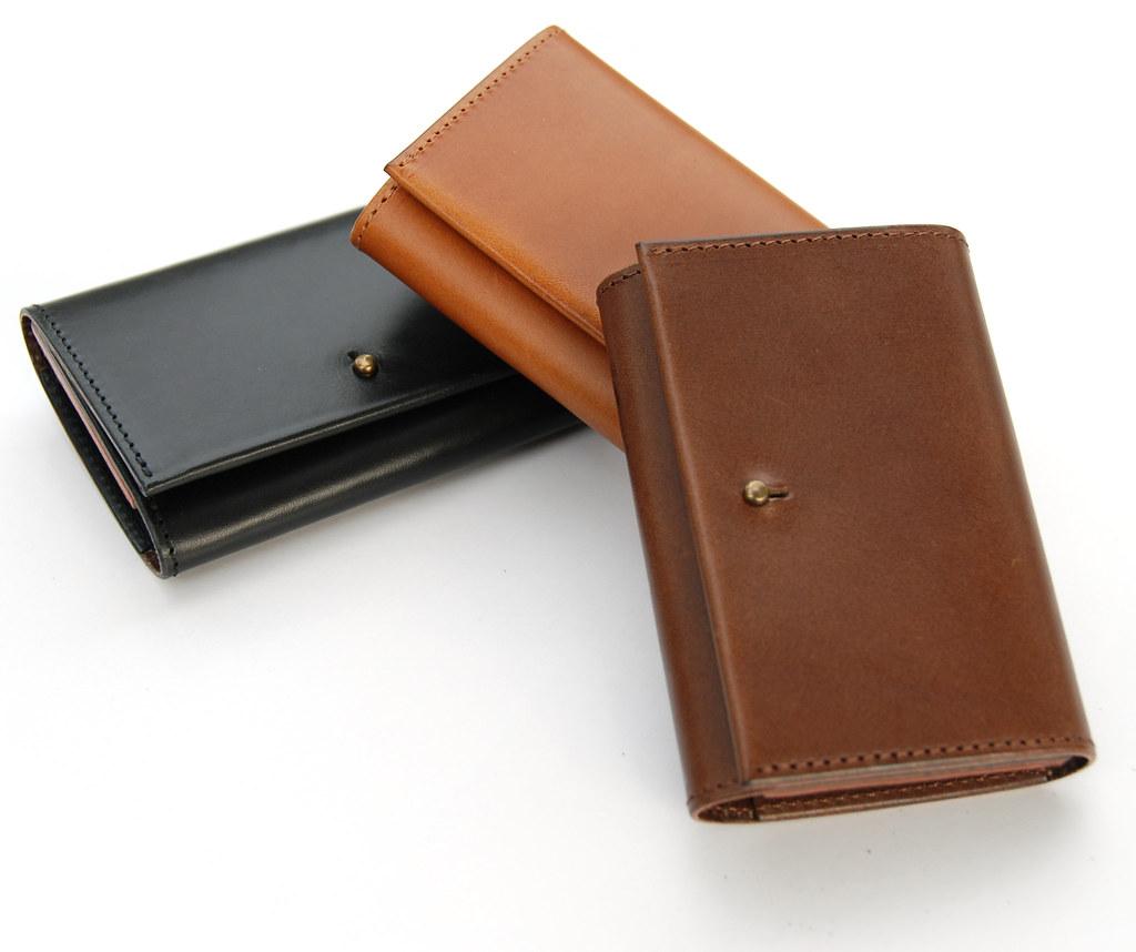 COTONA compact wallet