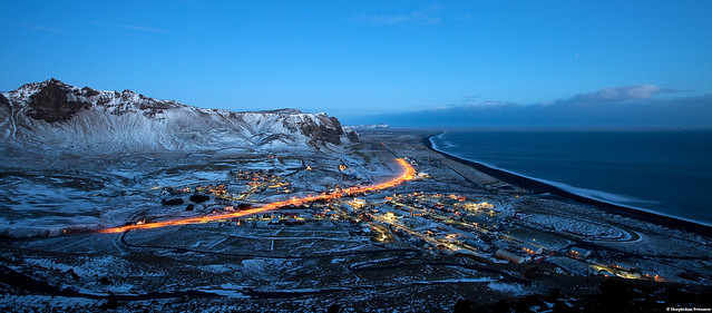 Vík í Mýrdal - South-coast Iceland