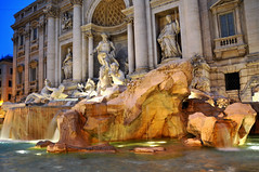 Italy-0847 - Trevi Fountain