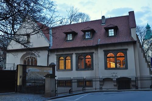 Pinkasova synagoga