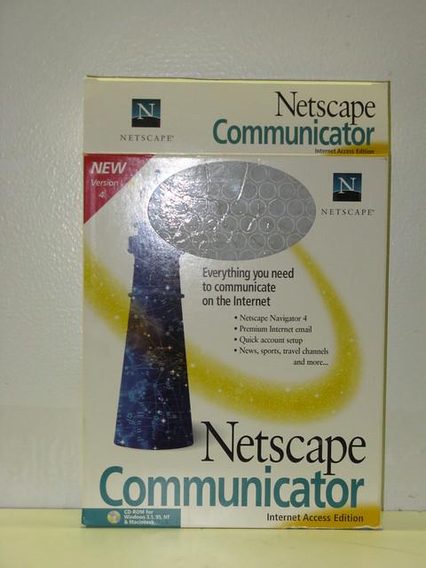 Netscape ISP Homepage