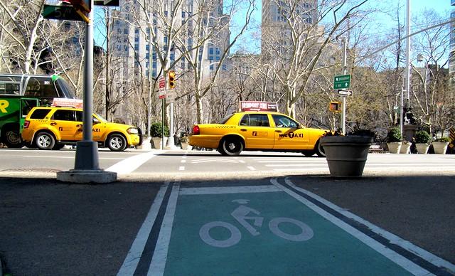 nyc bike lane