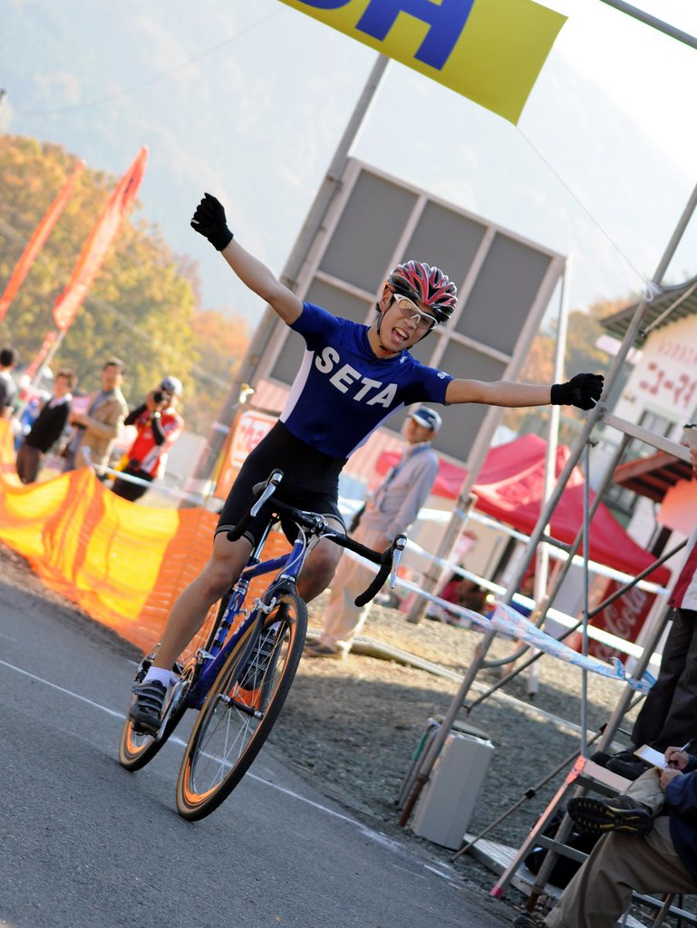 '10-11 Kansai Cyclo cross #2 Makino
