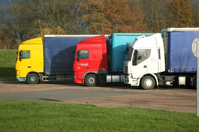 ayudas para camiones con el PIMA Transporte