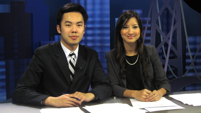 News Anchors | BCIT Magazine