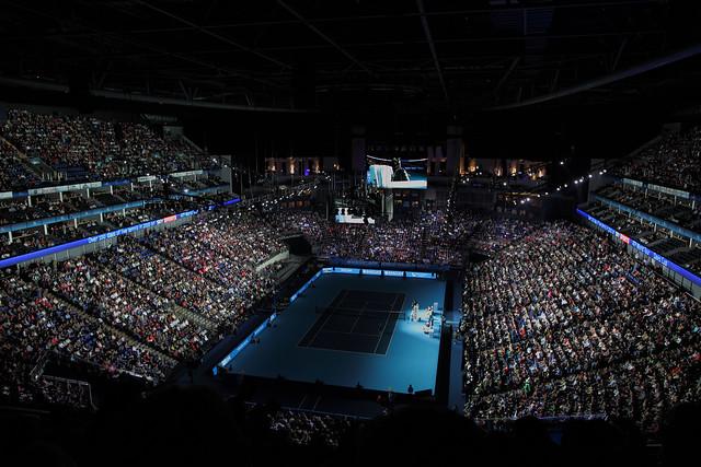 ATP World Tour Finals, O2 Arena London