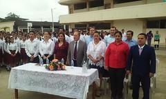Con el tema Leyenda del Colibrí se realizó Hora Cívica en UE San Cayetano