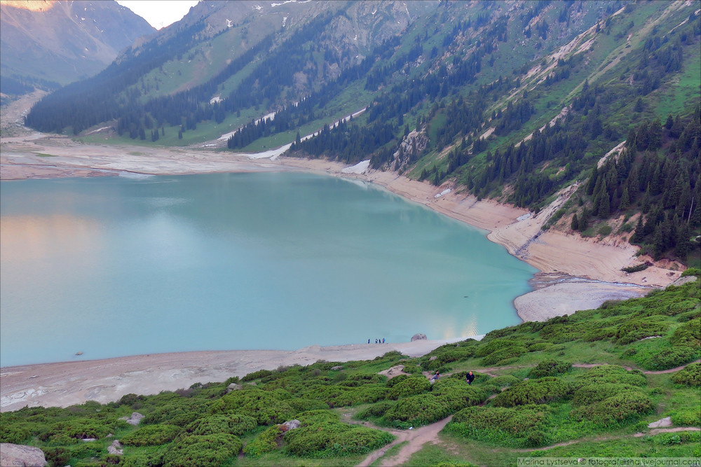 Almaty Big Lake