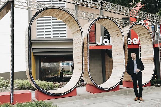 Jollibee 1000 Stores