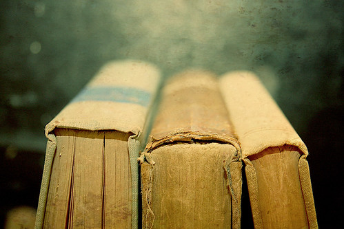 Vintage Book {explored}
