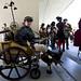 AWESOME Steampunk Wheelchair