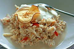 Stephanie's apple bircher