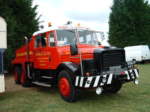 Scammell contractor
