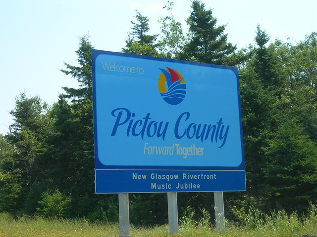 Welcome to Pictou County, NS