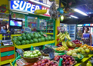 Macedonia, Katerini, Paralia,  Greengrocer's, Greece