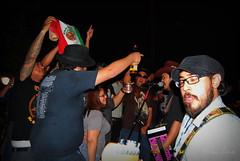 Pinata Protest on the Border