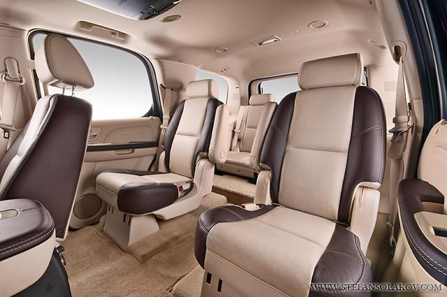 Cadillac escalade with custom interior flickr photo sharing for Cadillac escalade custom interior