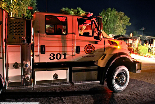 CNT Wildland Engine 301