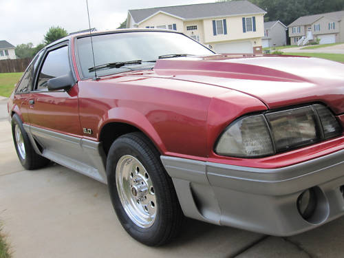 for sale 1990 gt with 331 stroker ford mustang forums mustang forum. Black Bedroom Furniture Sets. Home Design Ideas