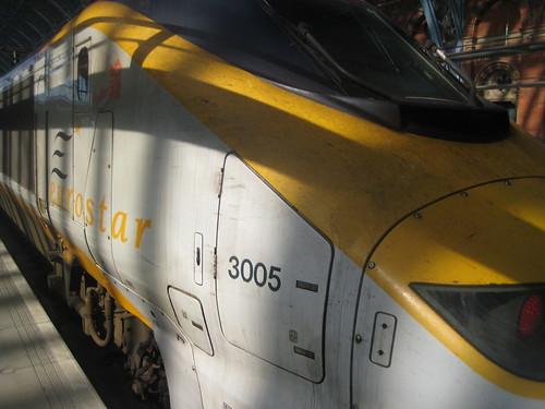 Eurostar Breaks Lille