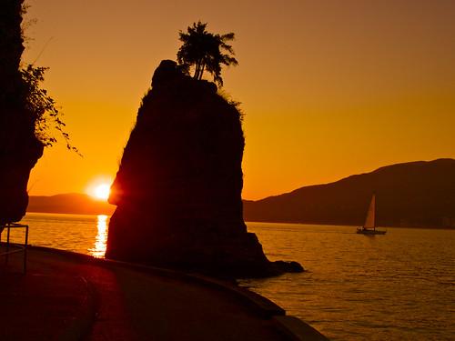 Siwash Sunset