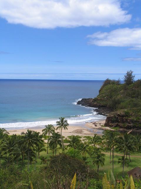 Allerton Gardens, Lawai Valley, Kauai