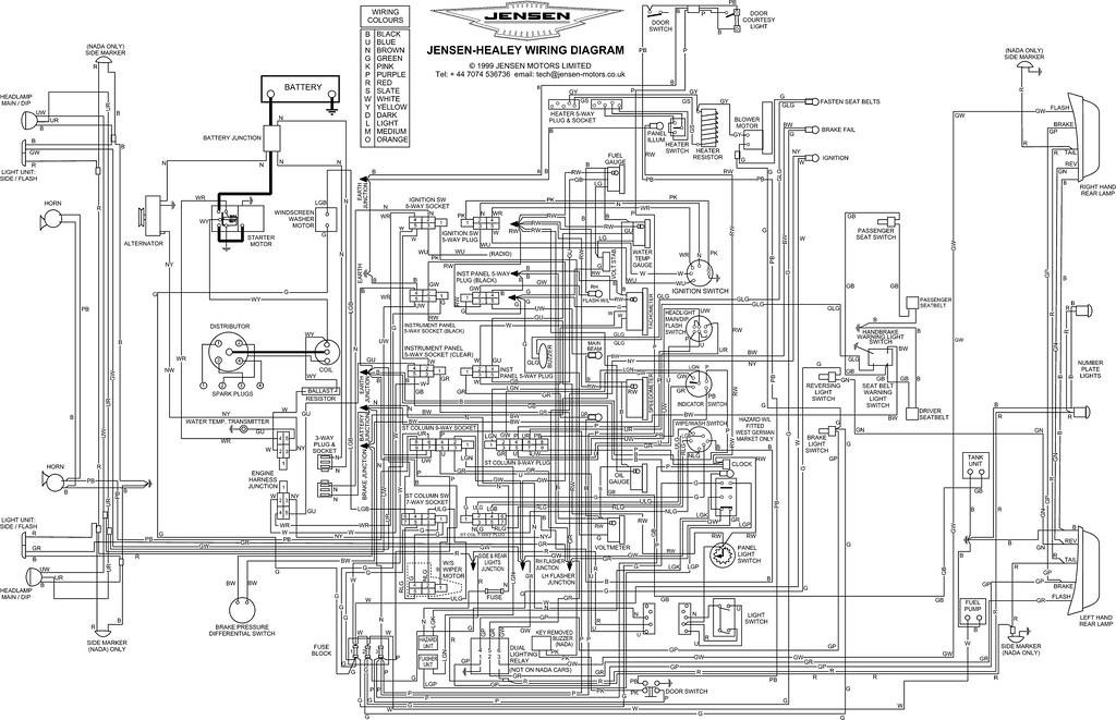 wiring diagram for jensen