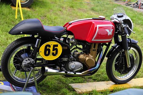 1962 Matchless G50 Worksracer - ex Taiana Tom Arter (c) 2010 Bernard Egger :: rumoto images 4614