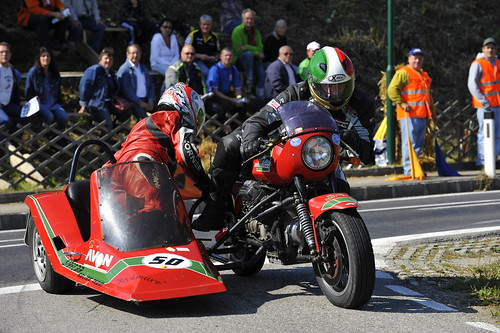 Moto Guzzi sidecar racer :: ru-moto classic motorcycles © Egger 5725