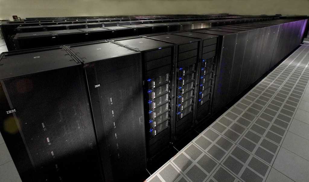 Roadrunner, a hybrid supercomputer at LANL, uses a video game chip to propel performance to petaflop speeds capable of more than a thousand trillion calculations per second.