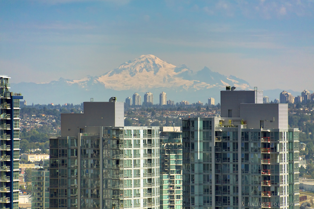 Today in Vancouver: Mt. Baker still holds the world record for most amount of snow!