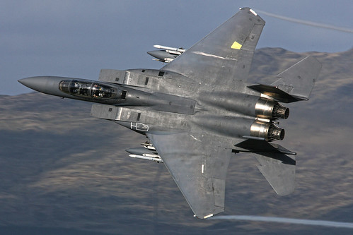 "F15 E Strike Eagle 91-0324 ""Hacker"" October 2008"