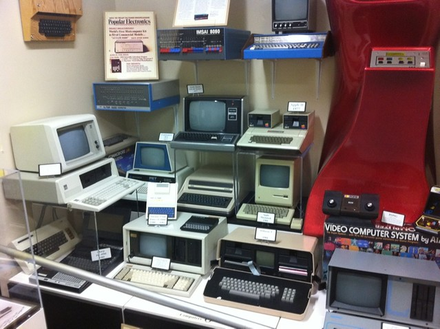 Header of American Computer Museum