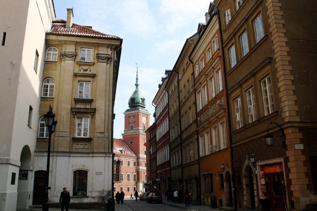 Warszawa: Stare Miasto