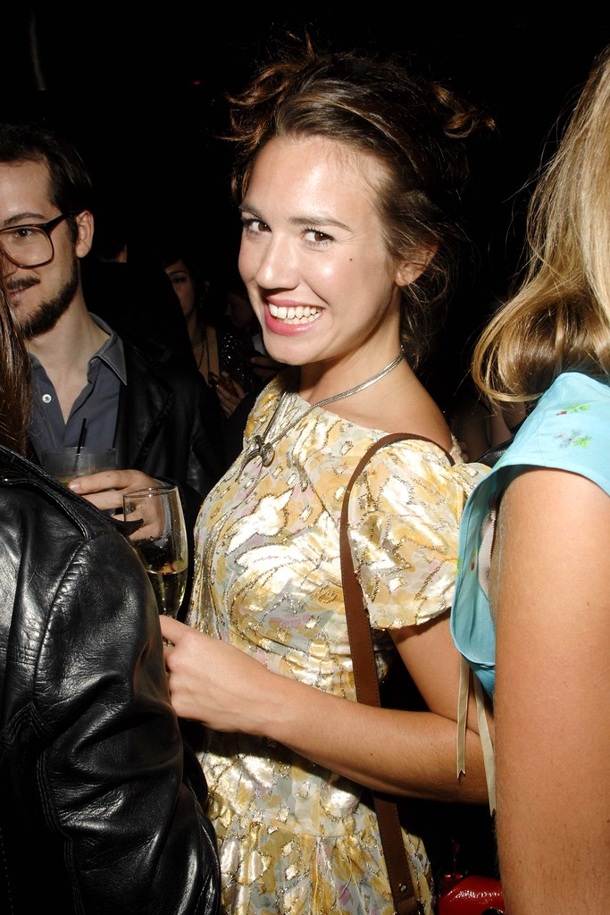 me at charlotte ronson after party