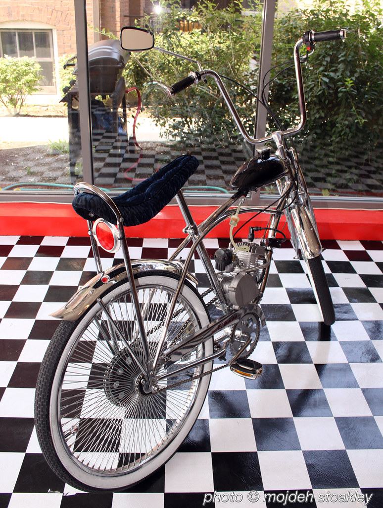Motorized High Rider