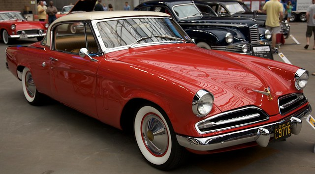 1954 studebaker commander starlight coupe flickr photo - 1953 studebaker champion starlight coupe ...