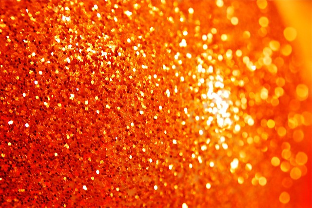 Orange Sparkle | Flickr - Photo Sharing!