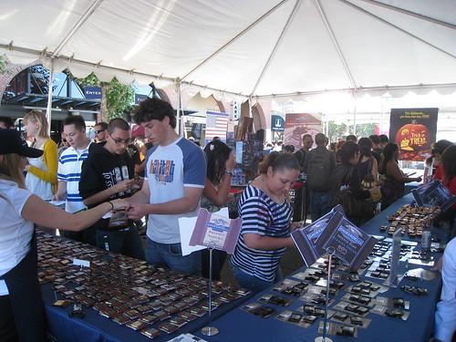 Ghirardelli Square Chocolate Festival