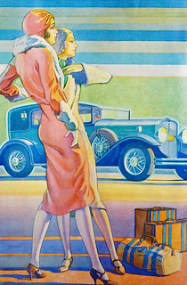 1930 ... beauties in pastels