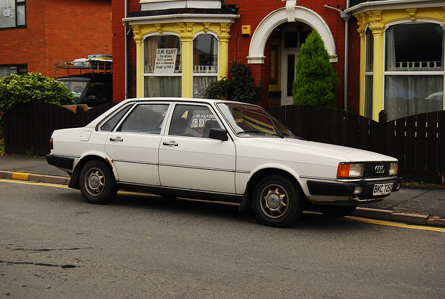 1981 Audi 80 GLS   Flickr - Photo Sharing!