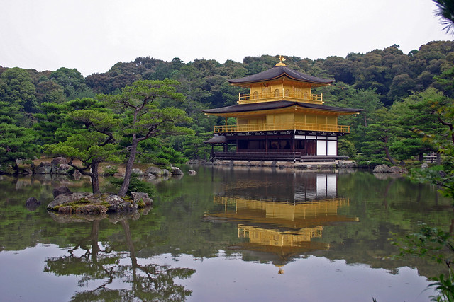 Kinkaku-ji (Golden) Temple, Japan