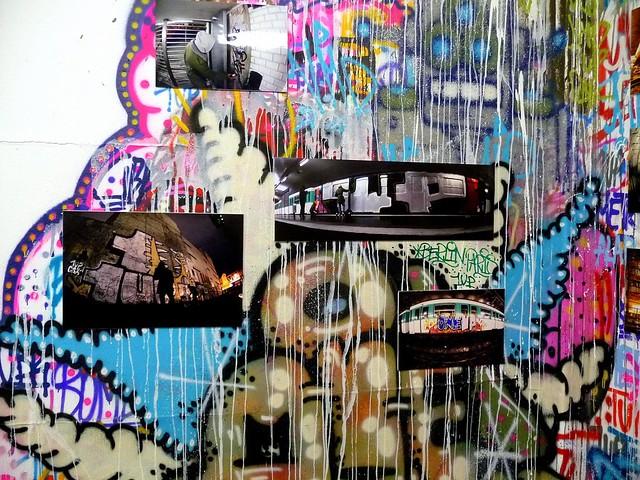 streetart | 1up . just | berlin . neurotitan