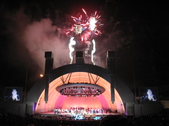 Performance at the Hollywood Bowl