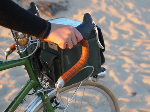 Sunset, Handlebar Bag