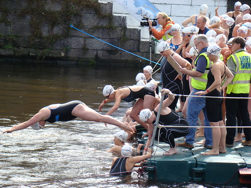 Liffey Swim 2010