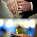 Lego wedding ring by colormekatie