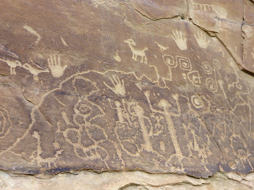 The Wells Petroglyph Preserve