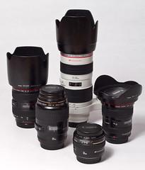 My Lens Lineup