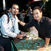 OTN Night - Apolo Ohno, good guy